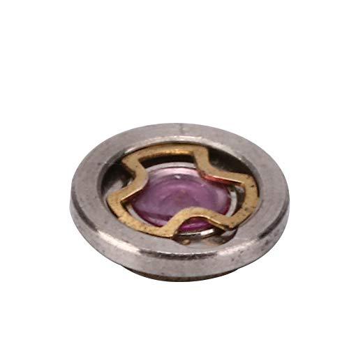 Cocosity Accesorio de Movimiento de Reloj, amortiguadores de decoración, amortiguadores de amortiguadores, para 46941 46943, Reloj de(Swing Splint Shock Absorber+0mm)