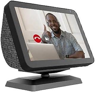 Suporte Echo Show 8 Rotação 360° Plástico ABS (Black)