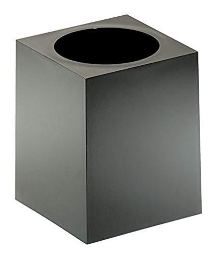 Durable 772201 Stifteköcher Cubo, 1 Stück schwarz