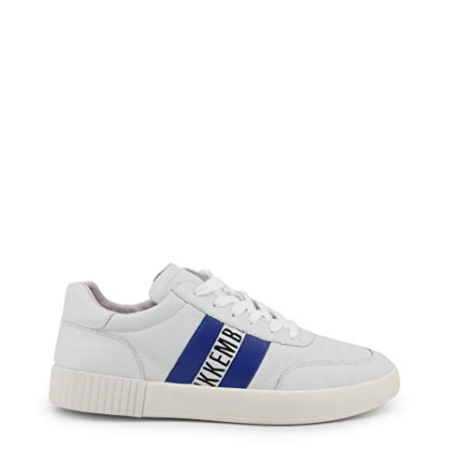Bikkembergs Scarpe Basse Sneakers Uomo Bianco (Cosmos_2382)