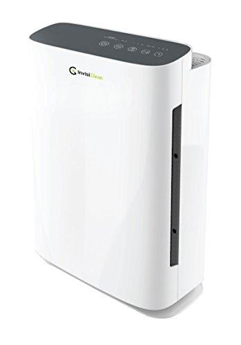 Buy Bargain InvisiClean Aura Air Purifier - 4-in-1 True HEPA, Ionizer, Carbon + UV-C Sanitizer - Air...