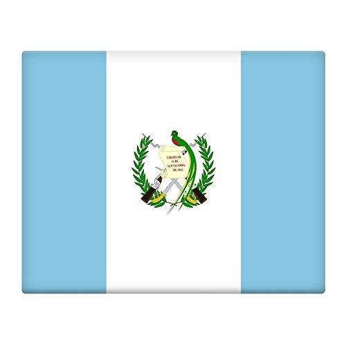 LLAAXXOZ- Cartel de la Bandera de Guatemala de 7 x 10 cm con