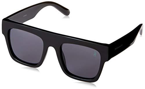 Óculos de Sol Polo London Club lente com Proteção UVA/UVB - Luxer Premium Unissex Preto