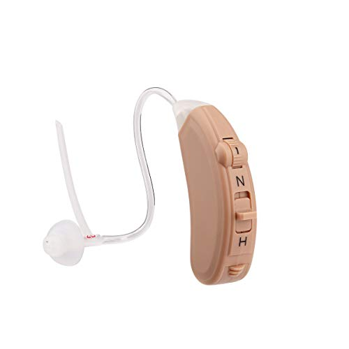 Maihear Hearing Amplifier with Volume Control Hearing Sound Amplifier for for Adults Men & Women Seniors and Adults Left Ear