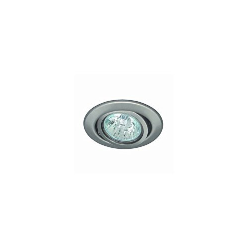 NOBILE D3830.09 Einbaustrahler GX5,3 50W nickel 1760000900