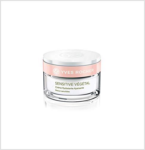 Yves Rocher Sensitive Vegetal - Crema hidratante lenitiva