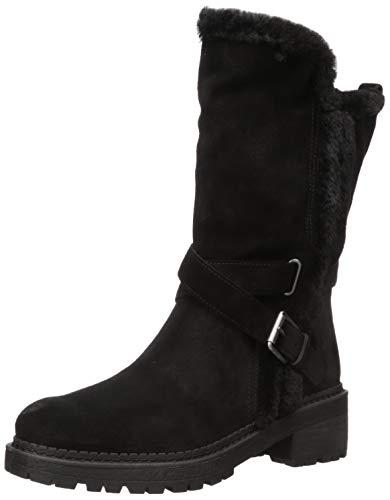 Sam Edelman Women's Jailyn Mid Calf Boot, Black, 9.5 Medium US