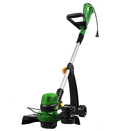 Check Out This ZXYSR Electric Grass Cutter,Corded String Trimmer,with Two Auxiliary Wheels, 11000Rpm...