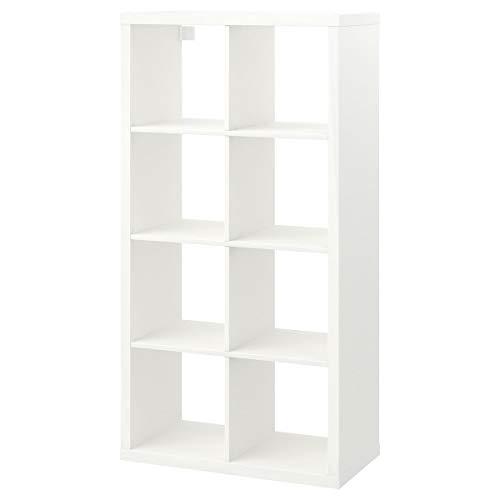 IKEA KALLAX plank wit (77x39x147 cm)
