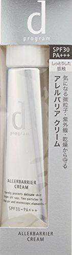 dプログラムアレルバリアクリーム(SPF30・PA+++)35g