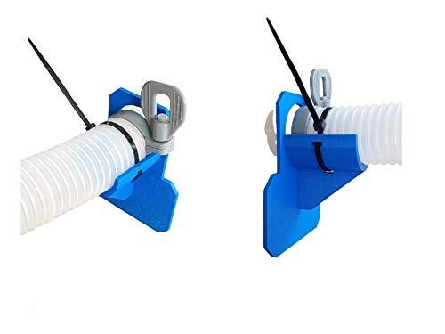 Generisch 1x Pool Schlauchhalterung Intex Bestway 32mm