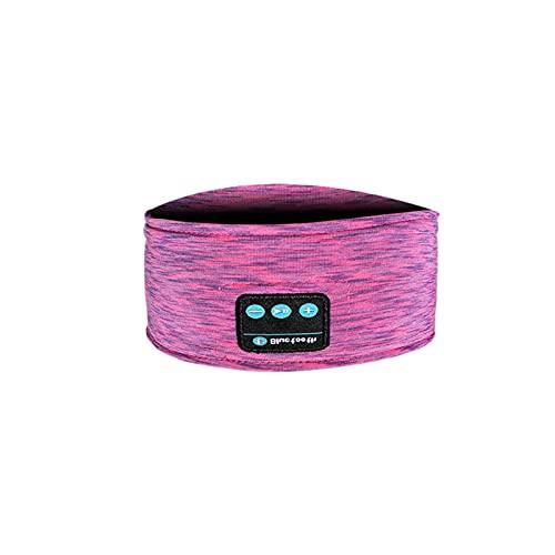 Slaap Koptelefoon Bluetooth Multifunctionele Slaapmasker Hoofdband Draagbare Slaap Koptelefoon Koptelefoon Hoofdband Voor Dutjes, Sport, Yoga En Reizen
