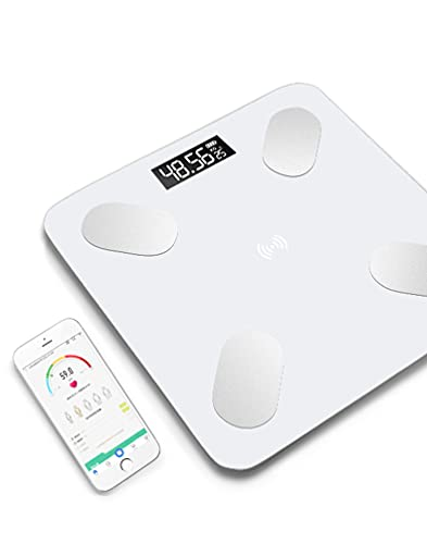Báscula de peso para persona, anómetro, Bluetooth, báscul