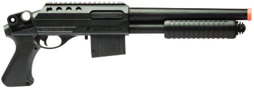 Crosman Stinger S32 Slam Fire Airsoft Pump Shotgun