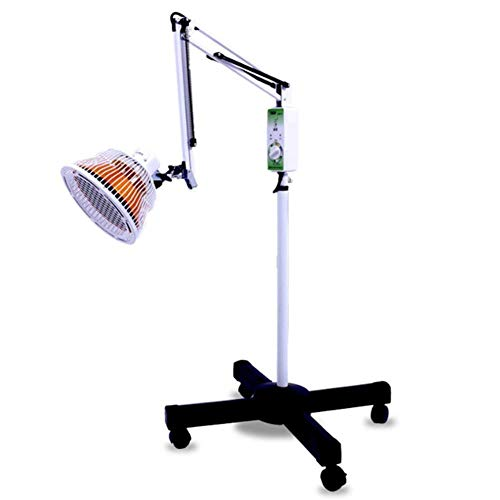 Lampe d'hyperthermie, Instrument de traitement de lampe infrarouge de chaleur de TDP, médical portatif pour la beauté de soulagement de douleur de muscle de thermothérapie de thérapie