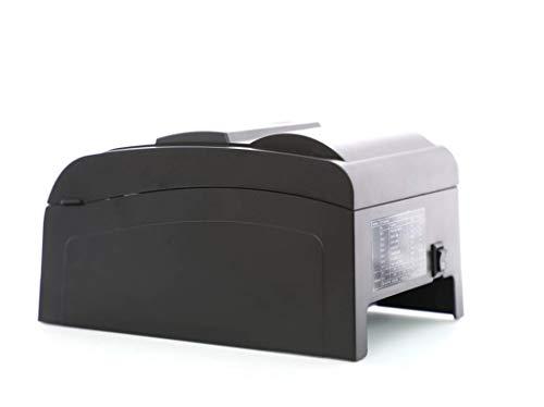 IMPRESORA DE TICKETS QIAN, MATRIZ DE PUNTO, USB, NEGRO (QIMP761701)