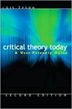 Critical Theory Today 2nd (second) edition Text Only