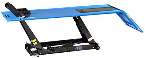 Pro-Lift-Werkzeuge Motorrad-Hebebühne 450 kg Fußpedal-Antrieb Parallel Arbeitsbühne Lift Parallelogramm Fuß Montage-Bühne