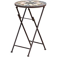 Christopher Knight Home Silvester Outdoor Stone Side Table