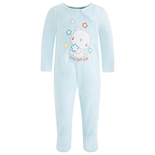 Tuc Tuc 50068 Pelele, Azul (Azul 16), Recién Nacido (Tamaño del Fabricante:0) para Bebés