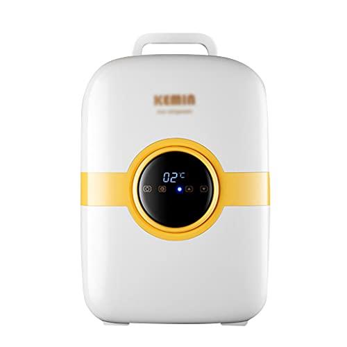 Refrigerador pequeño de 22L refrigerador pequeño para automóvil refrigerador pequeño para el hogar refrigeración de cosméticos congelador de Leche Materna para máscara