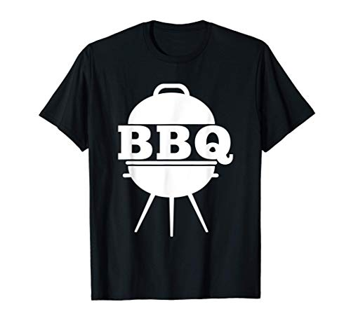 BBQ Grill Best Charcoal Grill Cookout Grilling Gift For Him T-Shirt