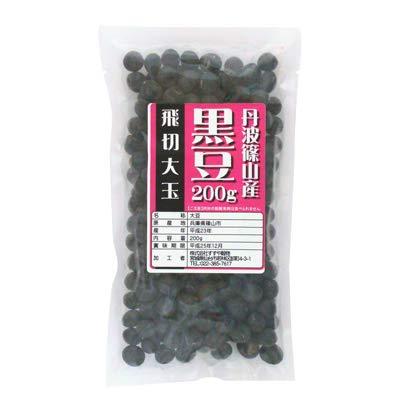 小田垣商店 国産(兵庫県) 飛切大玉丹波黒豆 200g