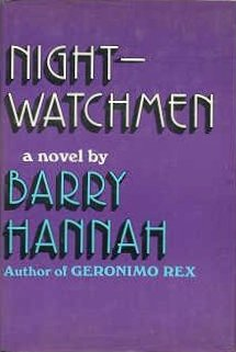 Nightwatchmen 0670512230 Book Cover