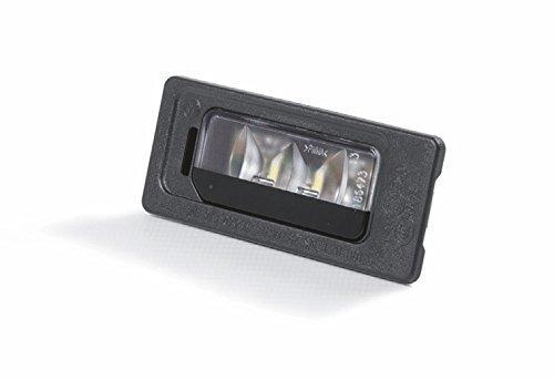 Original Skoda Rapid Superb Yeti LED Kennzeichenleuchten li. & re. 2x 000052110