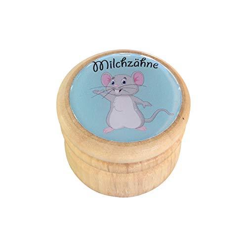 Gico Milchzahndose aus Holz - Maus