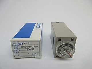 OMRON H3YN-2 1-10S/1-10M 24VAC NSMP