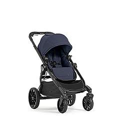 Baby Jogger 2008401 City Select Lux Single Stroller – Indigo