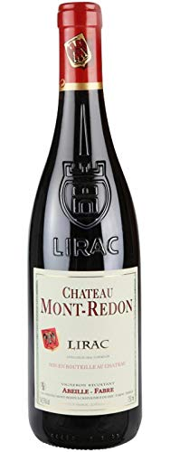 Château Mont-Redon Lirac Rouge Rhône 2018 (1 x 0.75 l)