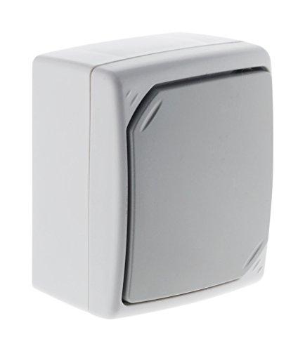 Interrupteur étanche sans fil IET-8012 - Eclairages - Otio