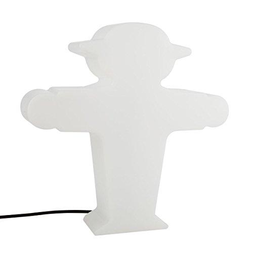 AMPELMANN Dekorationsleuchte mit Farbwechsel und Fernbedienung Lampenmann Steher