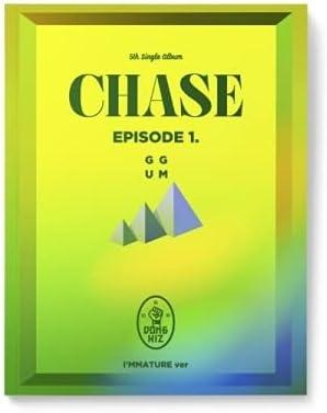 100% quality warranty Dongkiz trust Chase Episode 1. GGUM Version 5th I'mmature Single Album