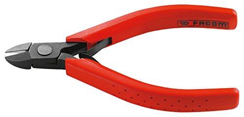 Facom - 40510_31575 - Pince micro coupante axiale 40510 - La qualité Facom !