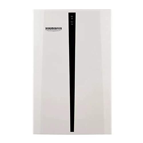 ZXLLAFT Luftentfeuchter, tragbare automatische Abschaltung Ultra Leise Luftentfeuchter für Keller Keller, Badezimmer, Wohnmobil, Babyzimmer, Schrank