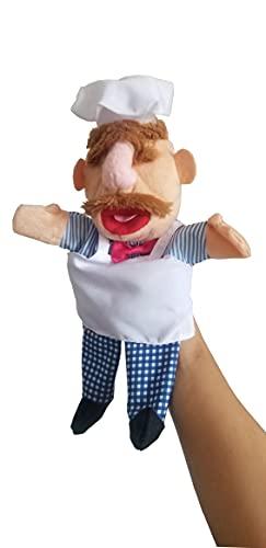 swedish chef puppet - 3