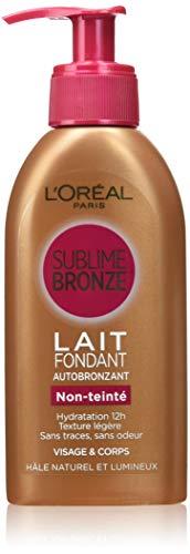 L Oréal Paris Lait Autobronzant Corps 150 ml