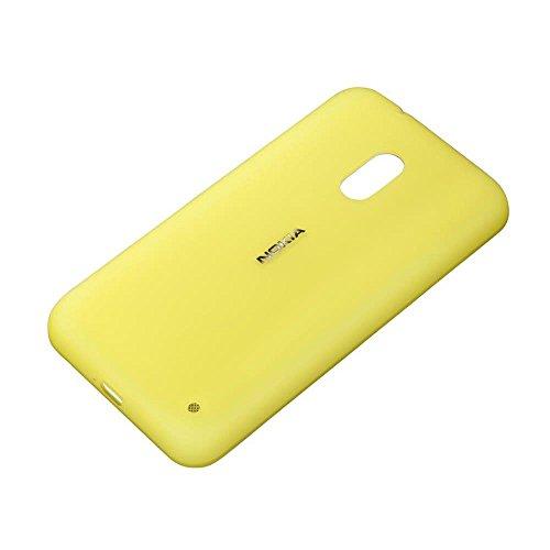 Nokia CC-3057YL - Funda para Nokia Lumia 620, amarillo