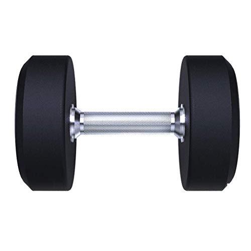 AJH Dumbbells PU Dumbbell Fitness Profesional para Hombres, Entrenamiento Personal con Mancuernas comerciales, protección del Medio Ambiente y Levantamiento de Mancuernas sin Sabor