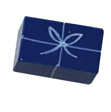 Geschenkpäckchen blau 16x10x7 mm - 111-503-bl