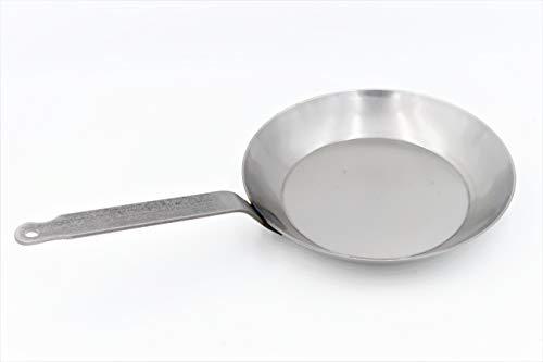 Product Image 2: Matfer Bourgeat Black Carbon Steel Fry Pan, 9 1/2″