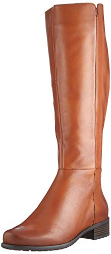 Gerry Weber Shoes Damen Calla 21 Reitstiefel, cognac, 36 EU