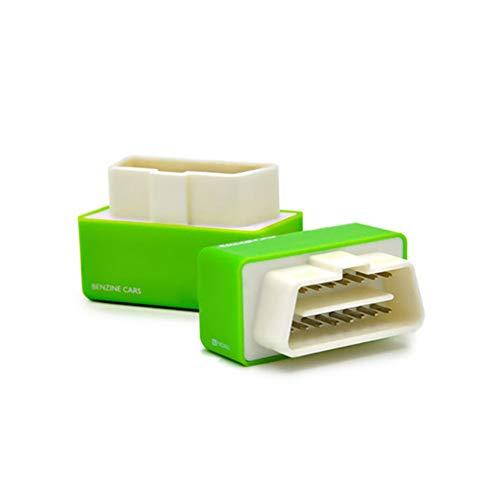 Kylewo OBD2 Diesel Chiptuning/Remap Box, OBD ii Diagnosegerät, Fuel Saving Diagnostic Werkzeuge. Plug Drive OBD II Performance Tuning Chip Adaptor
