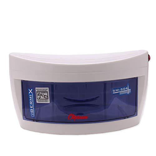 CLIPSEAM Cajón de Luz Ultravioleta UV-C para desinfección de Joyas, Mascarillas, Móviles,...