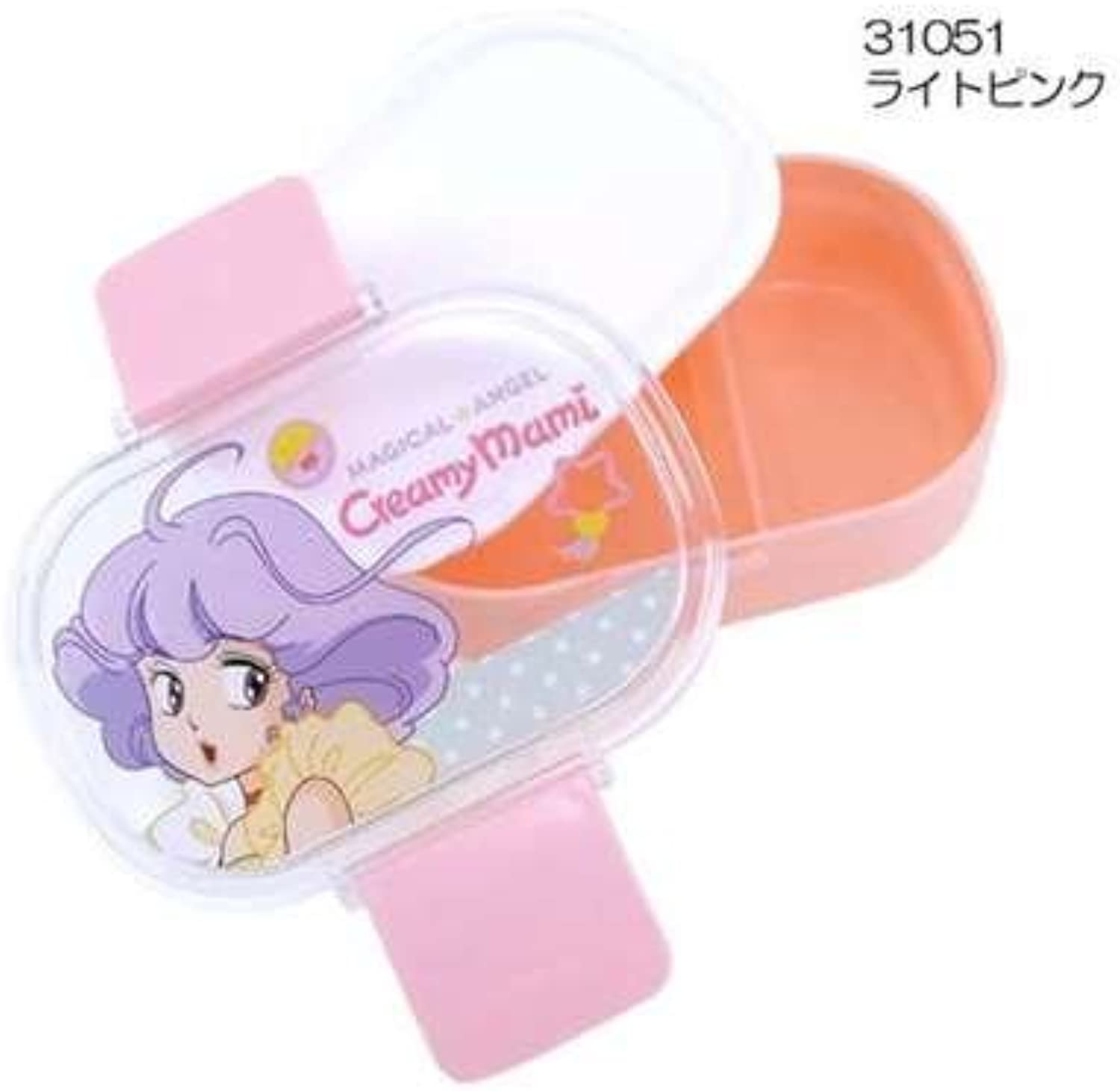 Angel Creamy Mami 1 stage light pink lunch box of magic (japan import)