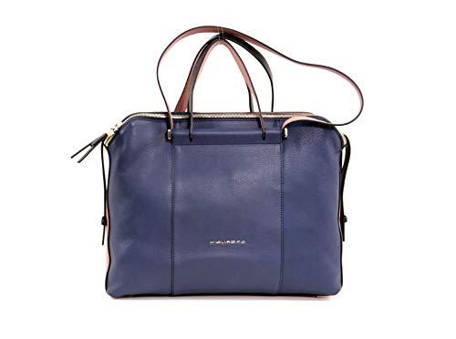 Piquadro Circle Laptop Bag 14? Blue