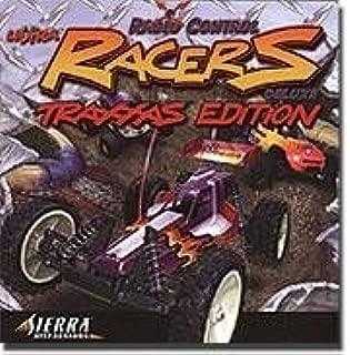 3D ULTRA RADIO CONTROL RACERS: TRAXXAS ED